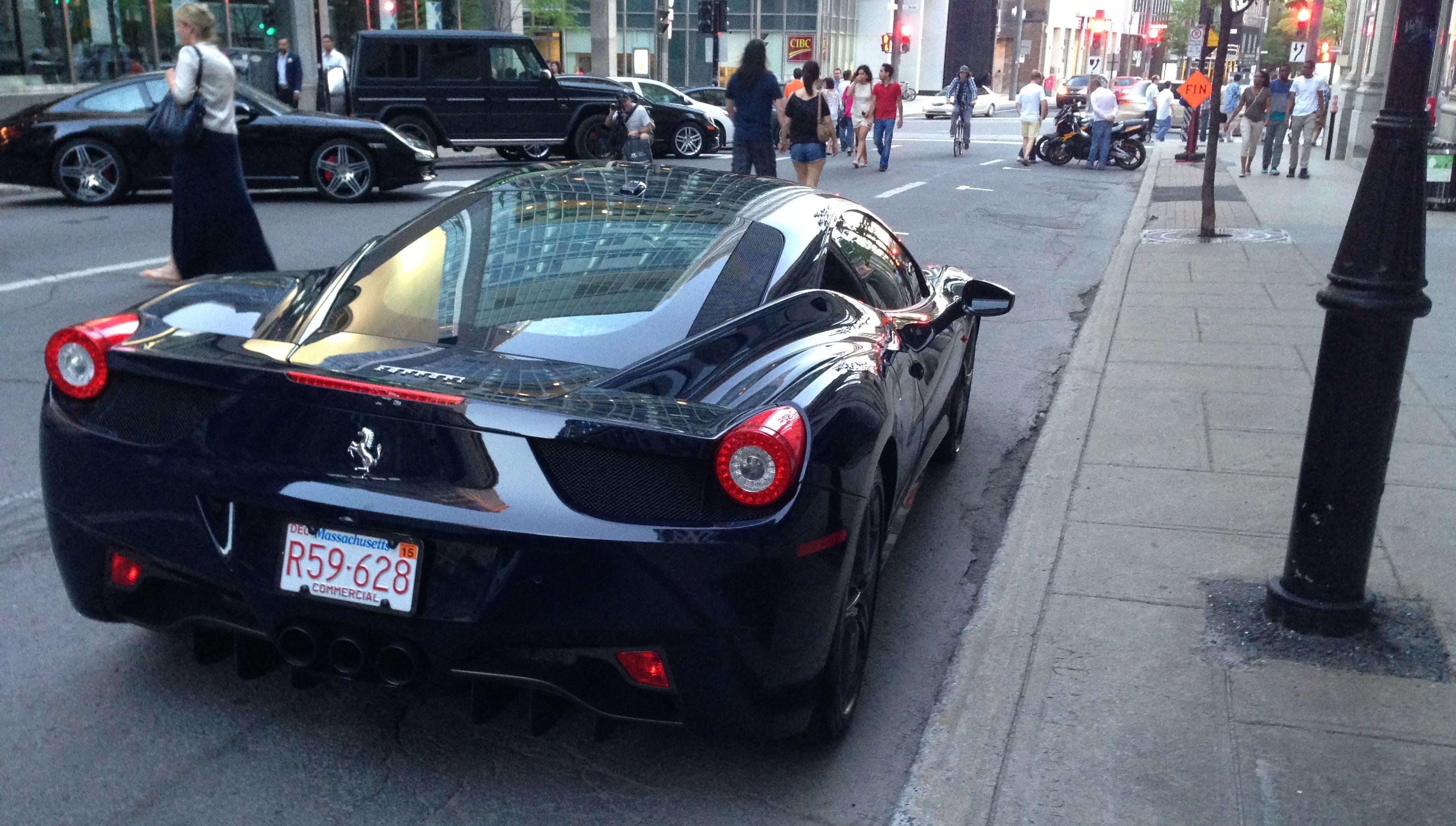 Ferrari Fin